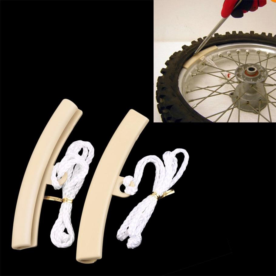 2 шт. пластиковый обод колеса протектор для легковых автомобилей и мотоциклов наугольников шин шины ремонт инструмент