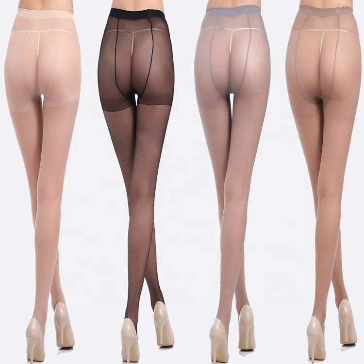 Professional Silk Tube Seamless Pantyhose Stockings Girls Nylon Women Pantyhose Tights