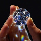 Loose Stones Thriving Gems Wholesale Price Round Loose Moissanite Diamond Stone For Jewelry Making