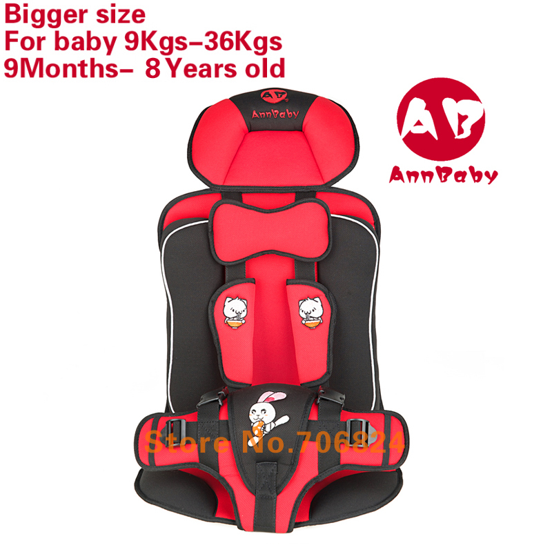 Five Point Harness 9 12years Old Car Seat,baby Car Chair