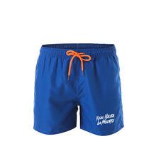 Новые Брендовые мужские плавки, мужские пляжные шорты, мужские плавки, короткие плавки, мужские спортивные шорты(China)