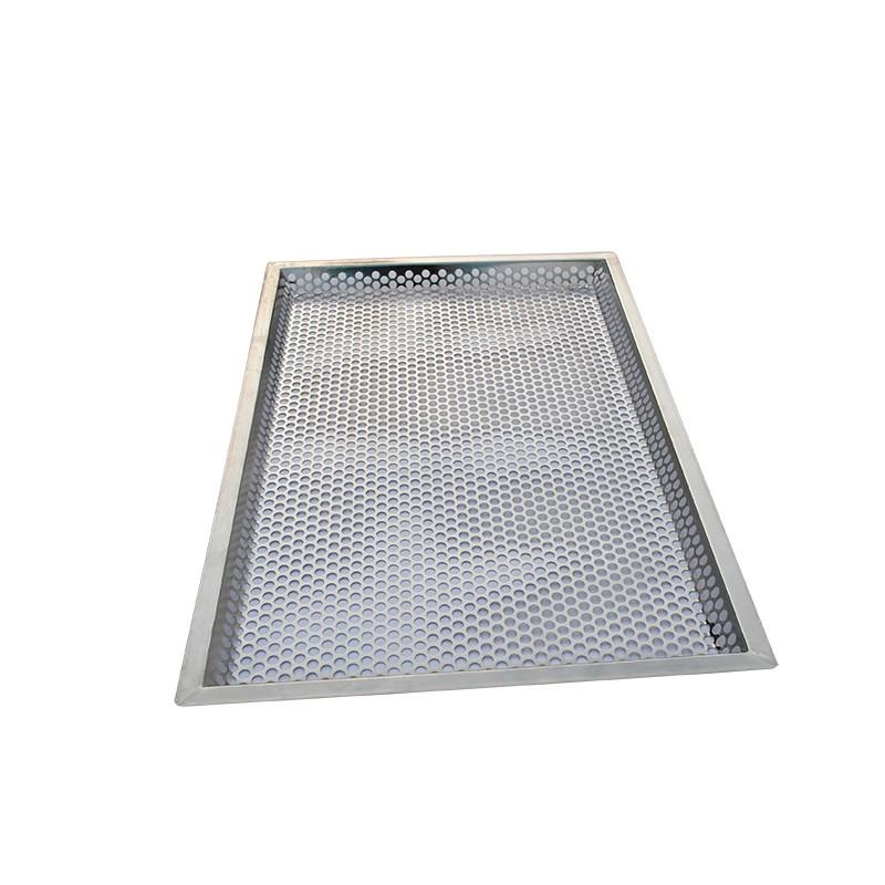Подставка под заказ из нержавеющей стали для выпечки, сетка из проволоки, плетеная корзина для хранения