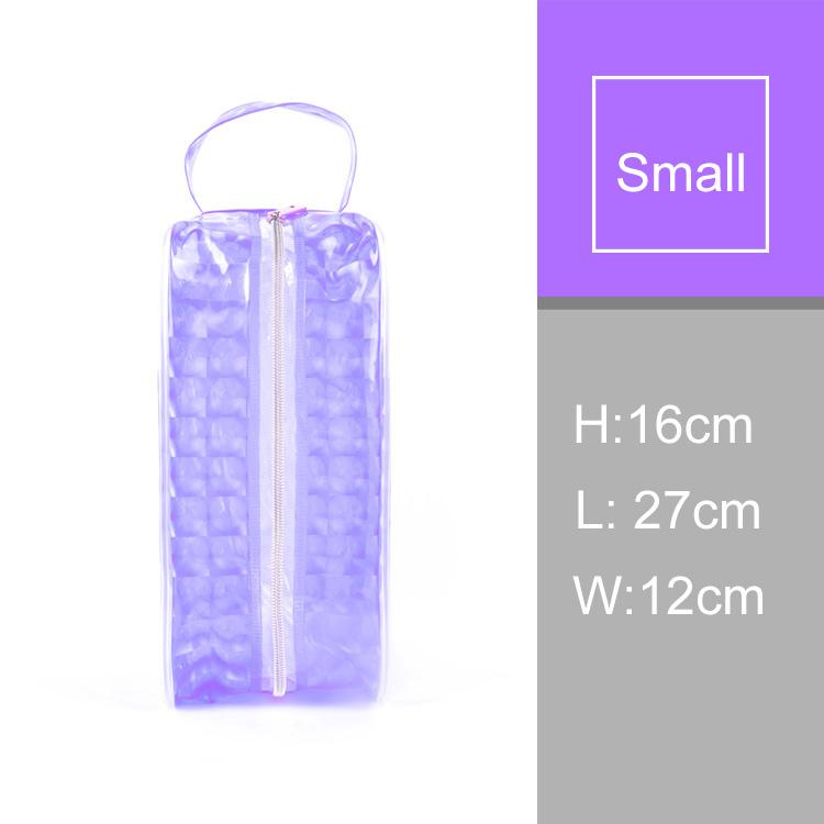 Пляжные Сумки для бассейна, сумка для плавания в тренажерном зале, водонепроницаемые сумки, прозрачная сумка-Органайзер из ЭВА, сумка для ку...(Китай)