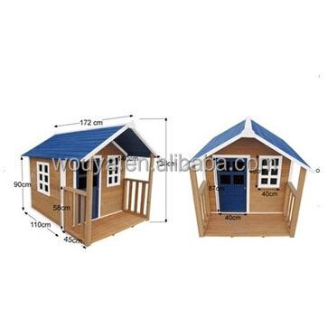 garden furniture outdoor kids playhouse log cabin