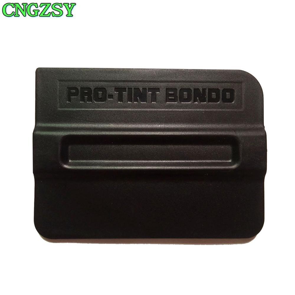 Устойчивый к высоким температурам Профессиональный тонировочный пластиковый скребок Bondo 3D инструмент для нанесения углеродного волокна Автомобильная наклейка инструмент-аппликатор для обертывания A15