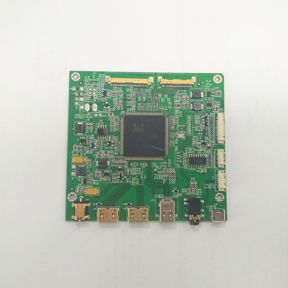Industrial eDP ad 4k resolution lcd controller board