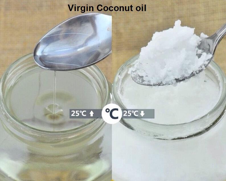 Уход за кожей Уход за волосами массажное масло кокосовое масло цена