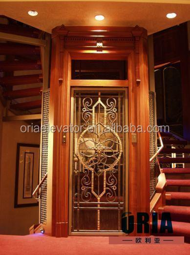 Роскошный дизайн, лифт для дома и виллы ORIA