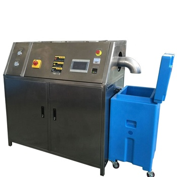 Dry ice maker manufactures automatic dry ice maker for small dry ice making machine