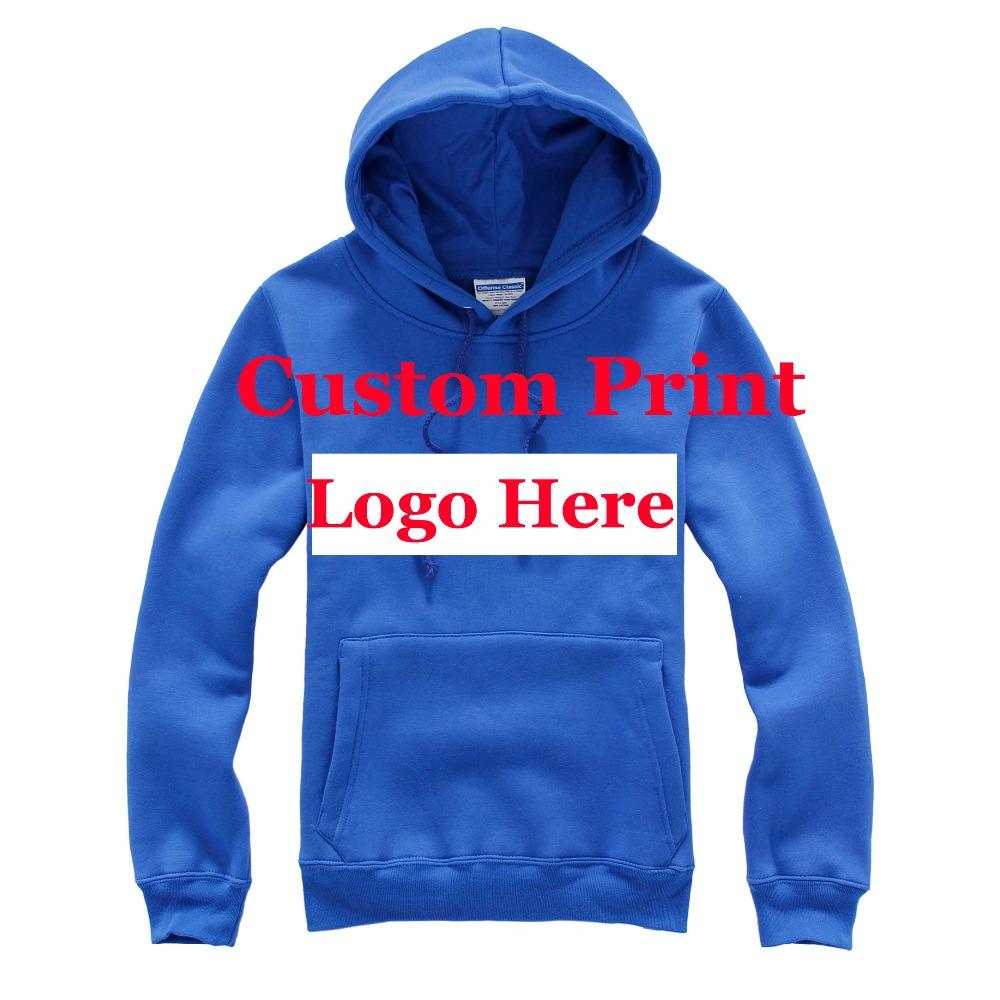 Customise hoodies