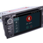 Player Car Radio Android 10 2G 32G Android 10 Car Dvd Player For Bmw E53 X5 With Quad Core Wifi 3G GPS Bluetooth Radio RDS USB SD Steering Wheel Control
