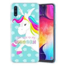 Чехол для Samsung A50 A70 A60 A40 A30 A20 A20e A10 M30 M20 M10 A7 A9 2020 роскошный силиконовый чехол из ТПУ для телефона(Китай)