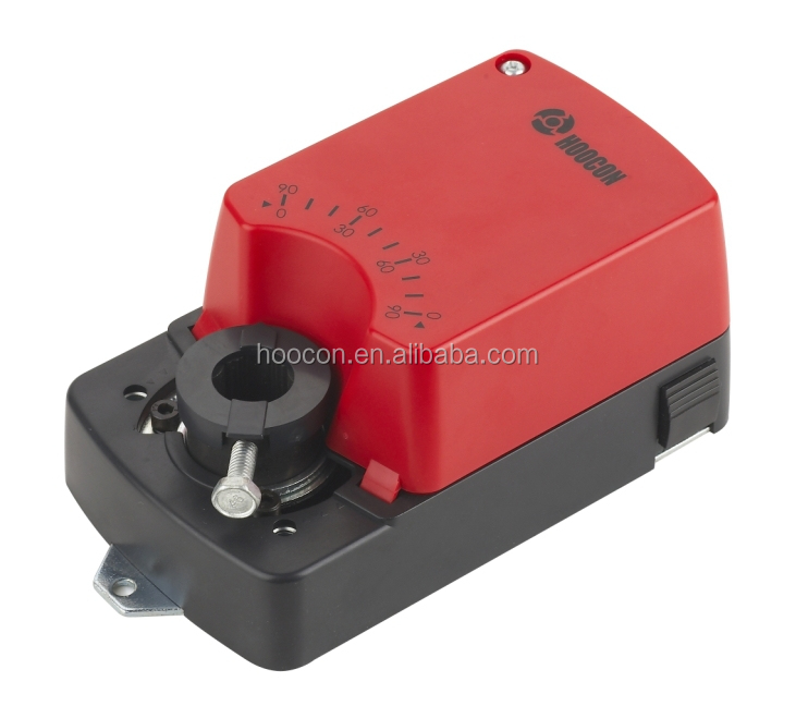 Система ОВКВ, 4 нм, управление включением/выключением, привод воздушного демпфера, 230 В