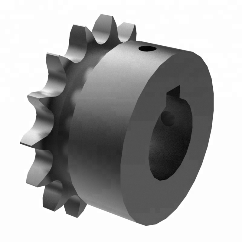 Finished bore Simplex chain drive sprockets for sale with keyway