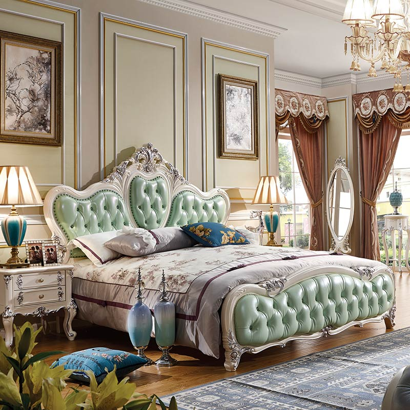 French Provincial Bedroom Furniture Sets Classic Beds Buy Bedroom Furniture Sets Bedroom Sets Classic Beds Product On Alibaba Com