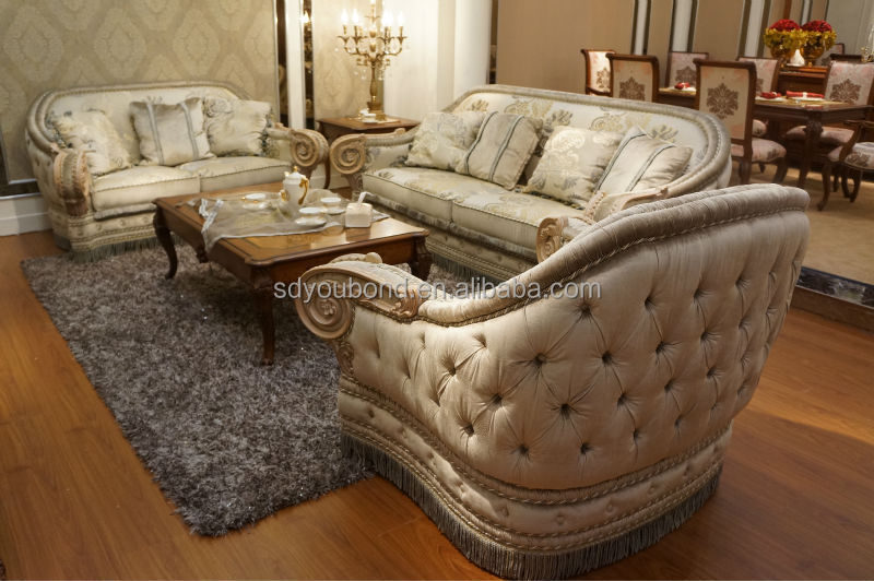 10055 Neo-classic High-end Design Italy Living Room Wooden Sofa Fabric Sofa  Set - Buy Living Room Wooden Sofa Sets,Latest Design Sofa Set,Royal Sofa ...