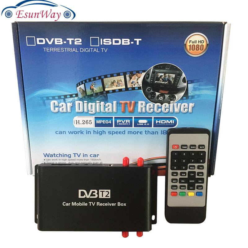 Цифровой ТВ декодер DVB T спутниковый приемник цифровой ТВ приемник для Германии