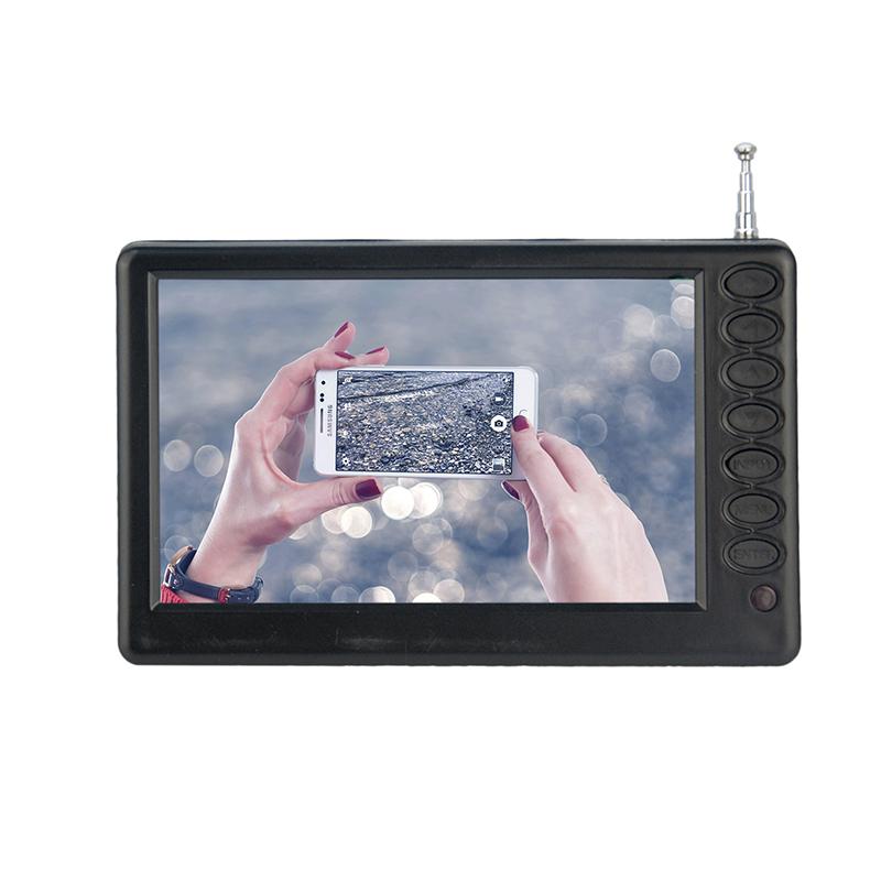 Новый продукт мини-Телевизор 5-дюймовый телевизор для офиса и дома