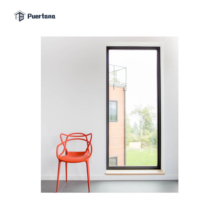 Большая картина, окно, Панорамное окно, пол, потолок, фиксированное окно