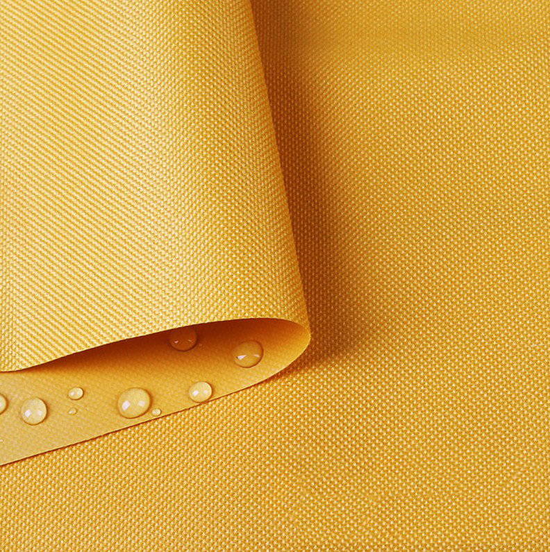Polyester 600D Oxford Canvas Fabric