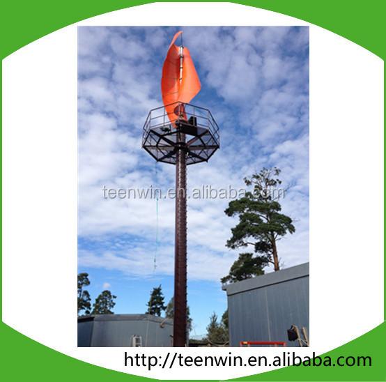 Маленькая ветряная мельница Teenwin