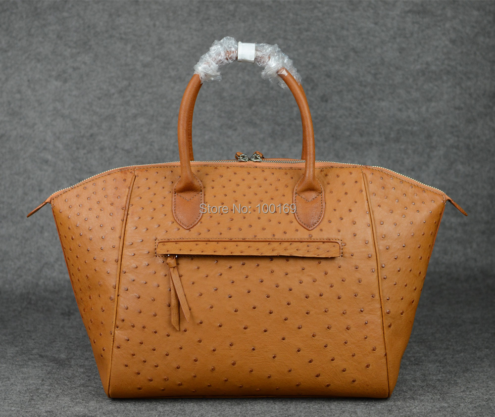 Compare Prices On Ostrich Skin Handbag Online Ping Low