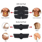 Muscle Toner Abs Trainer Muscle Toner Belt Ems Training The Body Ultimate Abs Stimulator For Abdomen