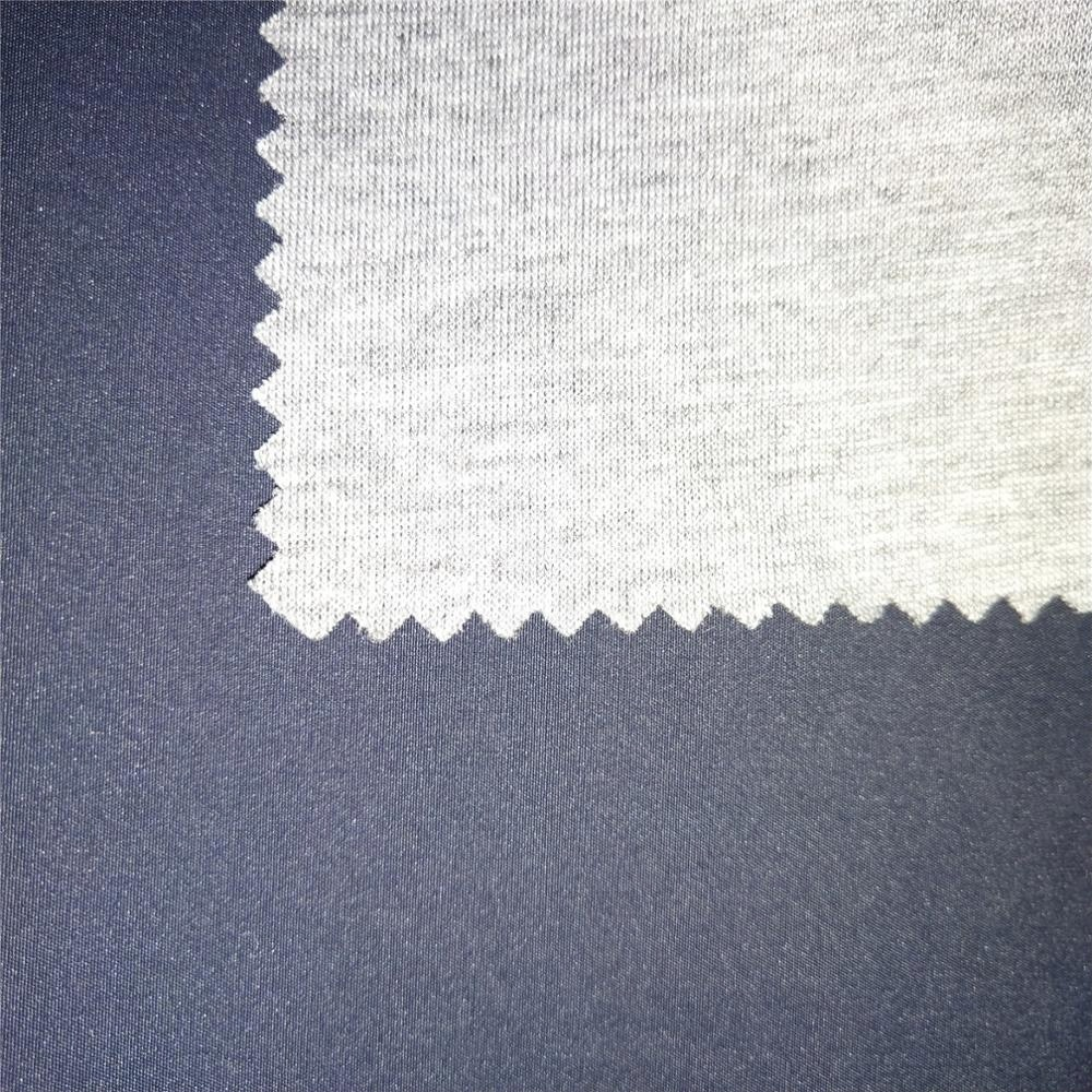 Eco-friendly high quality pongee fabric 300T Semi-dull Pongee compound fabric woven textile