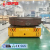 Manufacturer directly PLC controlled motorized trackless directional transfer platform cart