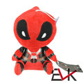 10pcs lot wholesales 2016 newest hot sales Christmas gifts movie Deadpool plush toy doll PP cotton