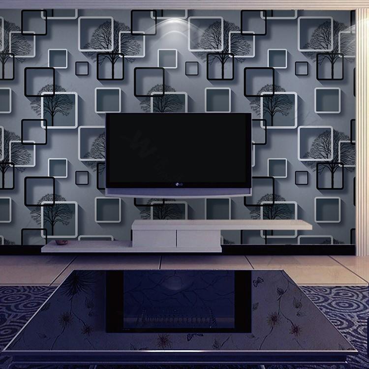 nouveau 2017 produits de tendance en gros mur art d cor int rieur vinyle 3d conceptions chambre. Black Bedroom Furniture Sets. Home Design Ideas