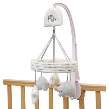 Baby crib musical mobile toy baby musical hanging toys