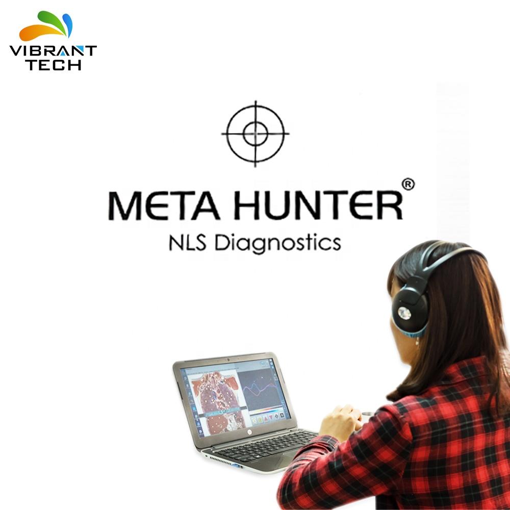 2020 Бесплатная доставка биорезонансный металлоискатель nls для диагностики тела/сканирования и терапии