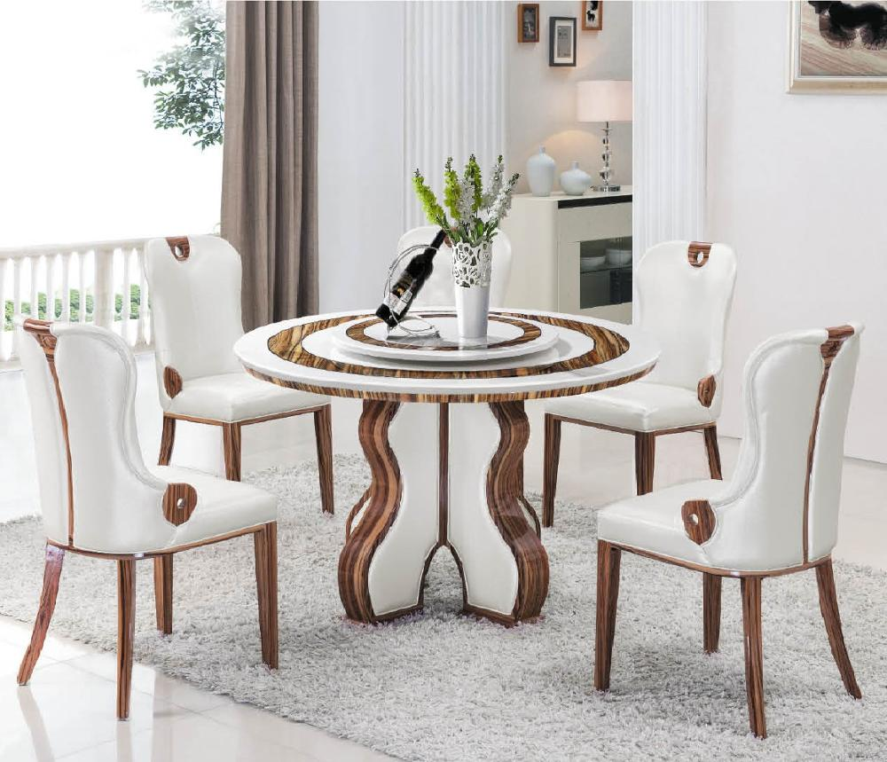 Modern Home Furniture High Quality Dining Room Table And Chairs ...