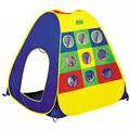 New Children Kids Adventure Big Game Play Tent Ball Hoop In Outdoor Seaballs Playing House K5BO