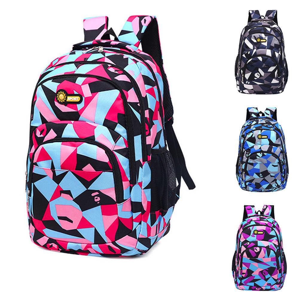 ad61f1a72e32 Xiniu fashion Unisex Backpack Teenage Girls Boys School Backpack Camouflage  Printing Students Bags school bags for teenage girls