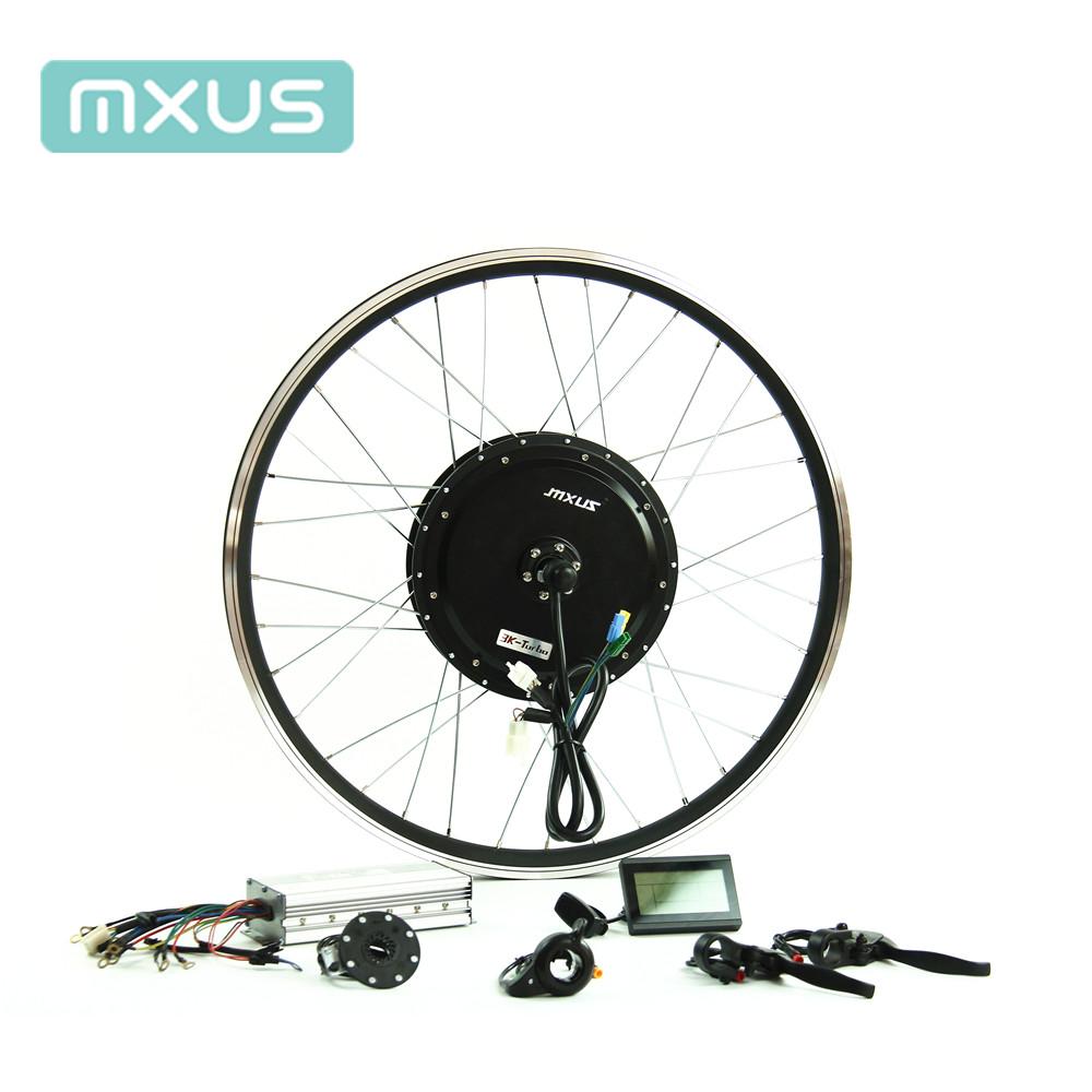 Мощный китайский комплект для электрического велосипеда, 72 в, 3000 Вт