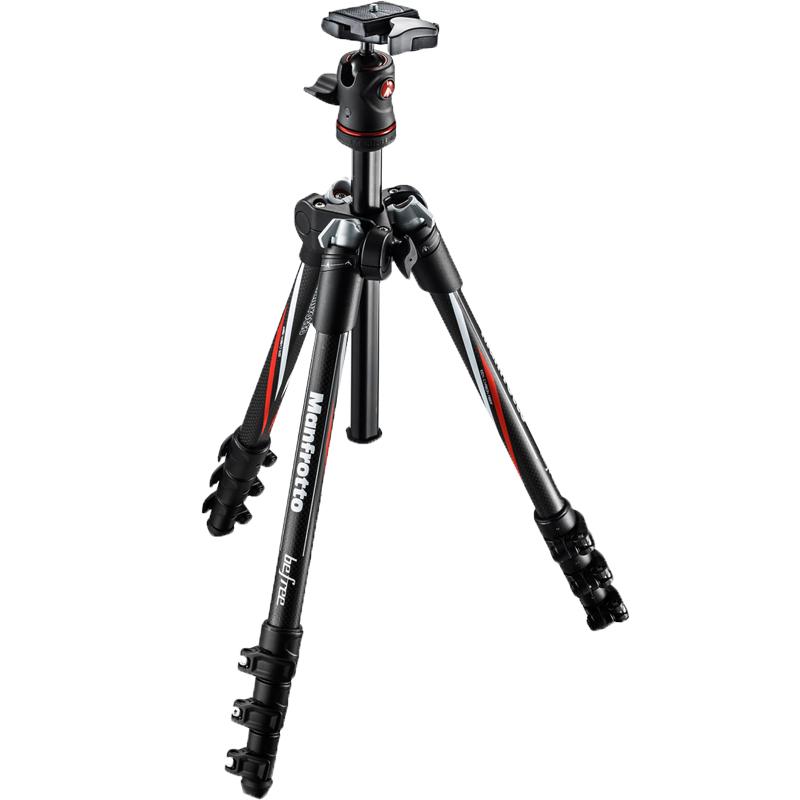 Manfrotto MKBFRC4-BH Профессиональный Штатив Для SLR Камера Штатив Шаровой Головкой Монопод Сменные Несущие 4 КГ