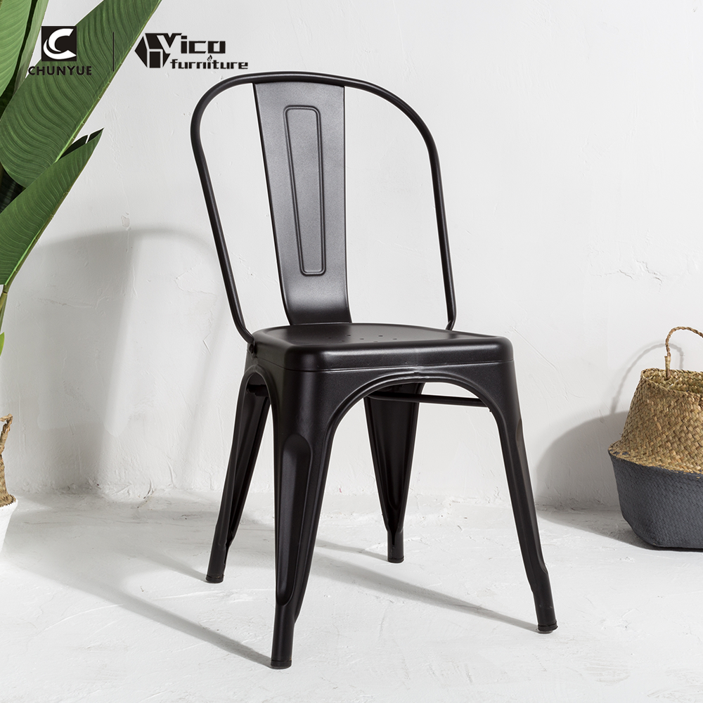 Classic Design Industrial Style Vintage Metal Dining Chair Buy Vintage Metal Chairs Cheap Dining Room Best Price Restaurant Product On Alibaba Com