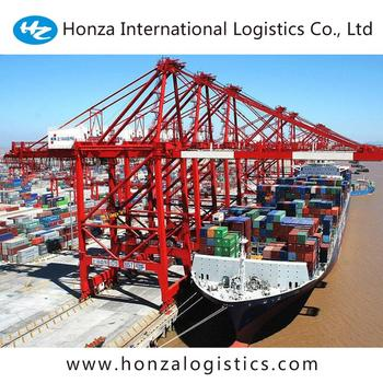 sea cargo shipment door to door shipping services logistics to Indonesia best selling products