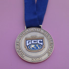 Custom Global corporate challenge new high quality medal with ribbon