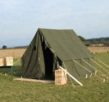 Hot Sell High Quality Military Tent Canvas wall tent