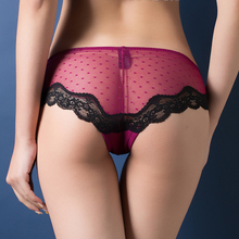 Women Sexy Lace Panties   Women's Low Waist Cotton Briefs Underwear  Thongs  sexy lace underwear women