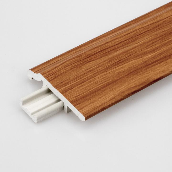 Flexible Vinyl Wall Base Le Wood