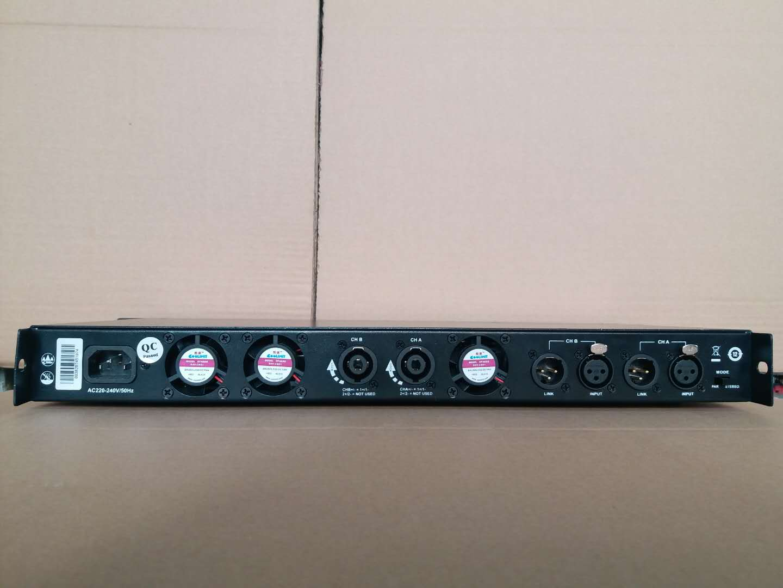 Профессиональный цифровой аудио усилитель мощности 1 U класса d 1000 Вт 8ohm dj Усилитель цена