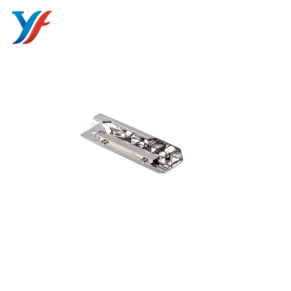 YF Brand Stationery 100A Lever Clip/ Strong Clip for Office File Folder