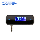 GXYKIT Fashionable promotional Bluetooth car fm transmitter with touch key design for mobile phone