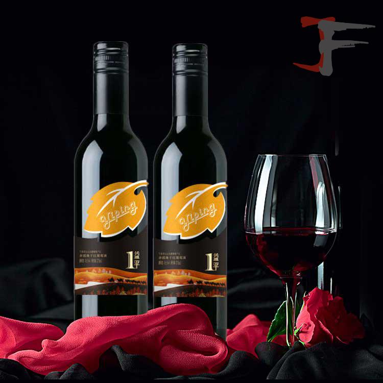 Китайский высококачественный винный завод JF из гор хелань Нинся