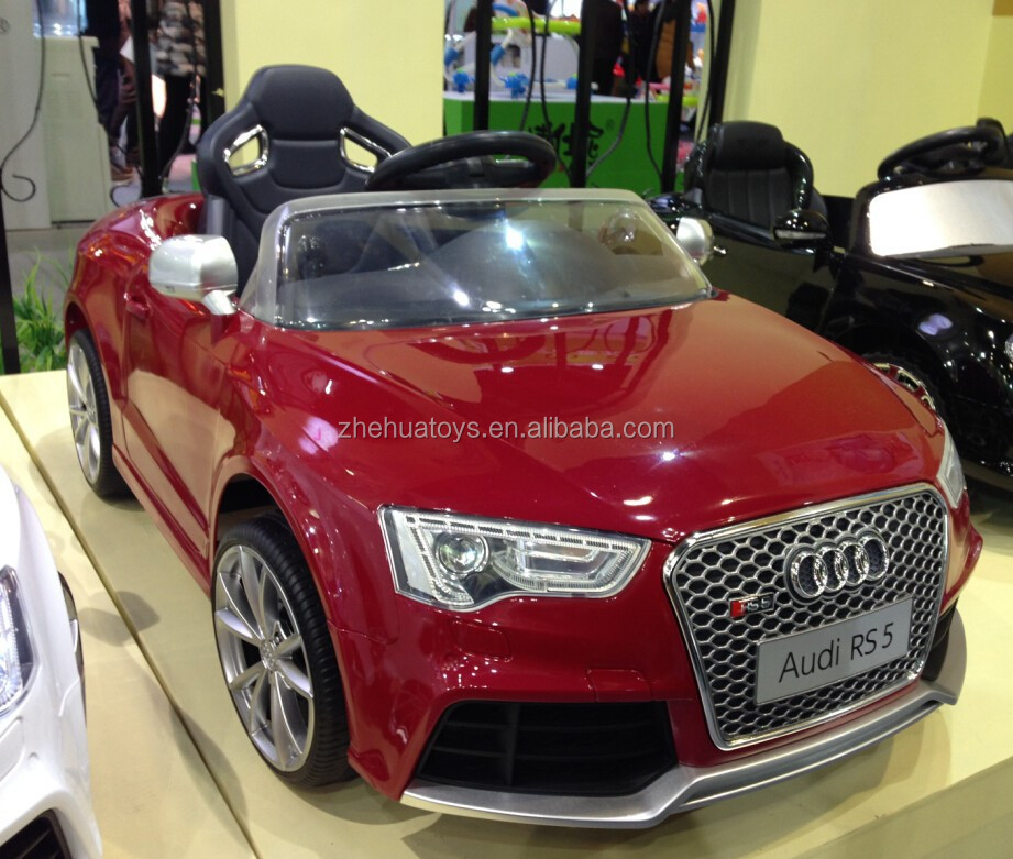Kids Ride On Car Audi Kids Electric Car 12v View Kids Ride On Car Audi Zhehua Toys Product Details From Shenzhen Zhehua Technology Co Ltd On Alibaba Com