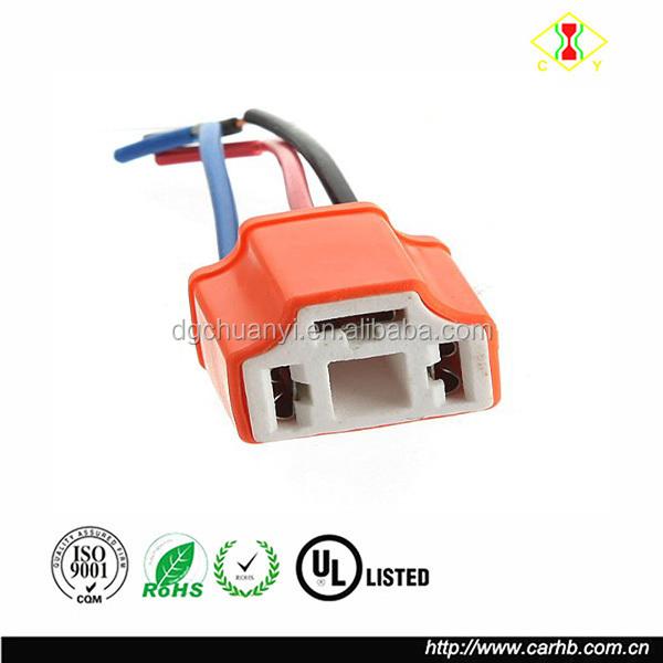 H4 Headlamp Headlight Bulb Connector Repair Block 3 Pin Including Wire -  Buy 3 Pin Headlight Plug,3 Pin Plug Wiring Diagram,3 Wire Plug Wiring  Diagram Product on Alibaba.comAlibaba.com